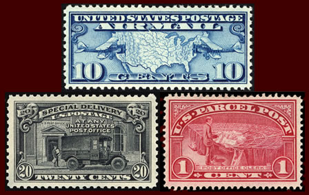 What are U.S. Back of the Book stamps or U.S. Revenue Stamps