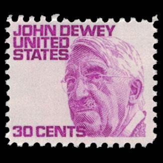 US Stamp #1291 - 30 Cent John Dewey Issue