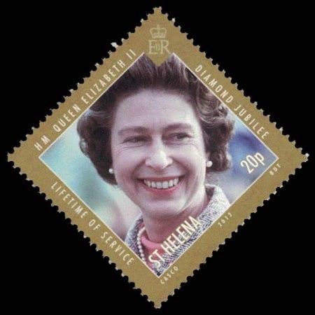 2012 St. Helena Stamp #1047