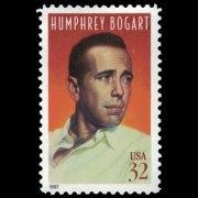 1997 U.S. Stamp #3152 - 32 cent Humphrey Bogart