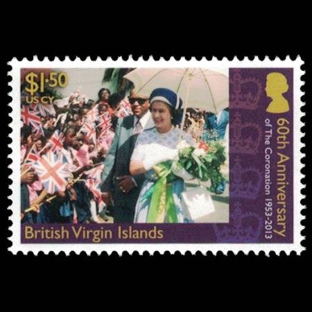 2013 Virgin Islands Stamp #1149
