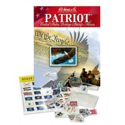 Patriot U.S. Stamp Collecting Kit