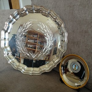 The Michael Giffney Salver (Open Class)