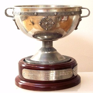Whyte's Trophy (Traditional – excluding Ireland)