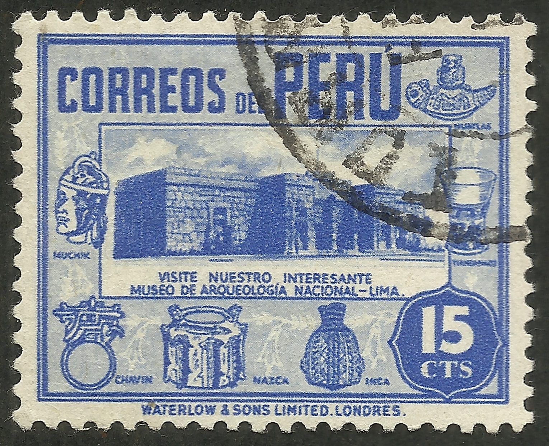 Peru #378 (1938)