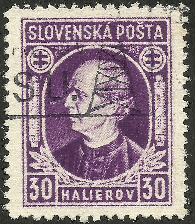 Slovakia #29 (1939)