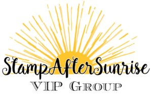 Join StampAfterSunrise VIP Group