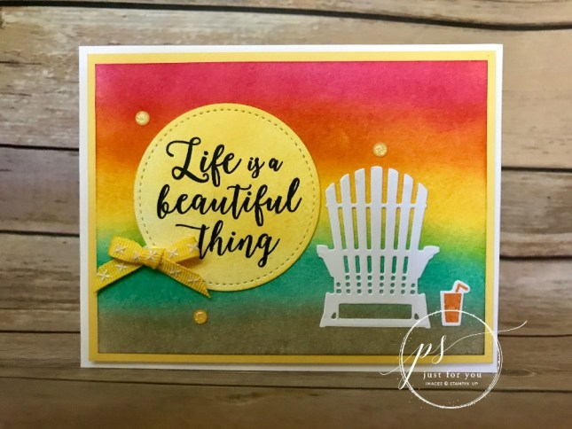 Stampin' Up!, Colorful Seasons, Stamps, Bundle, DIY, Papercrafting, Cardmaking, #StampAfterSunrise, Angela Waters
