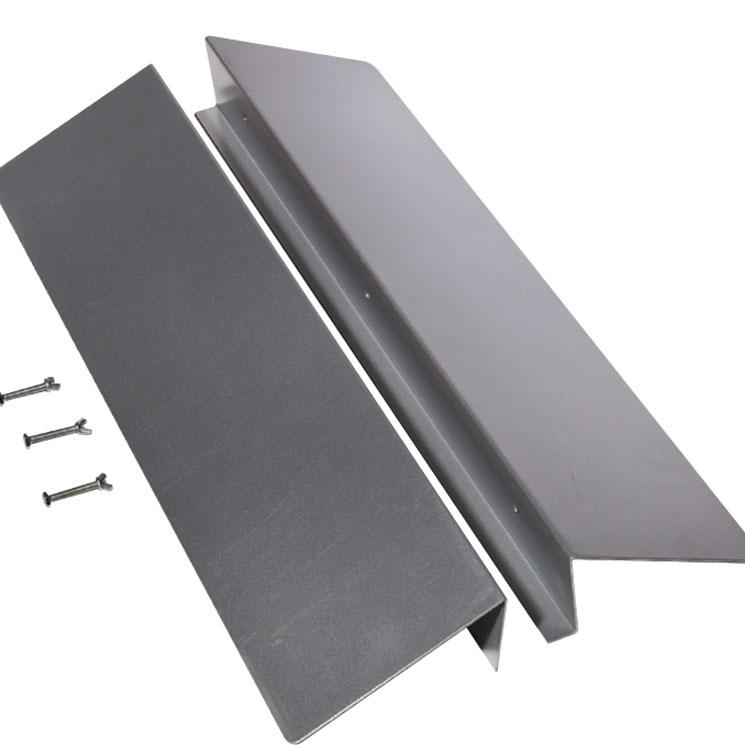 base in metallo porta-pannello