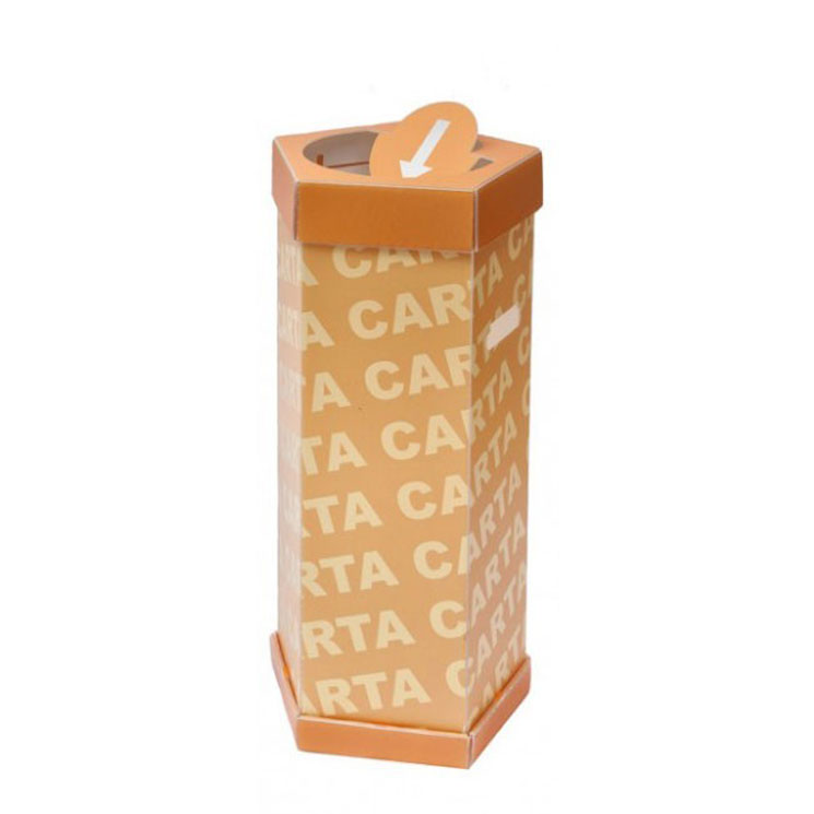 contenitore riciclo carta