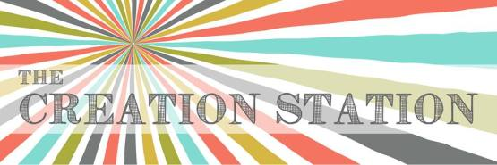 creation station header