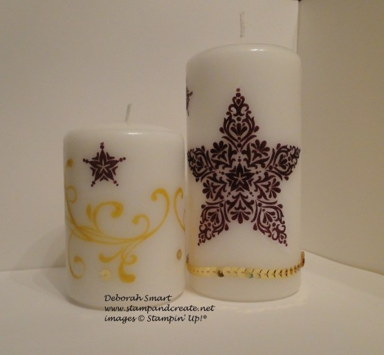 Bright & Beautiful Candles