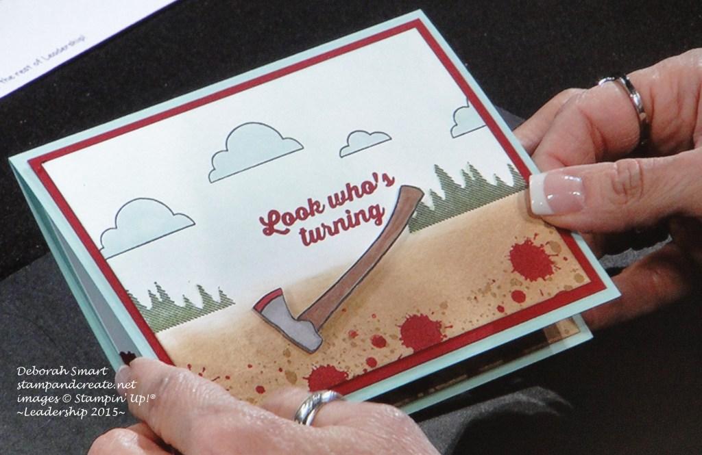 walking dead card