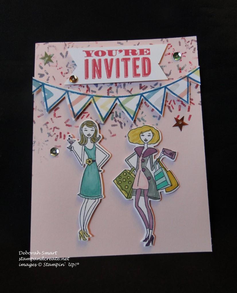 party invitation