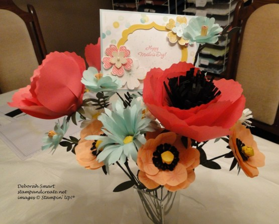 build a bouquet plus card