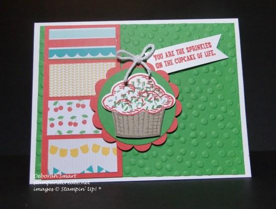 sprinkles of life - cupcake