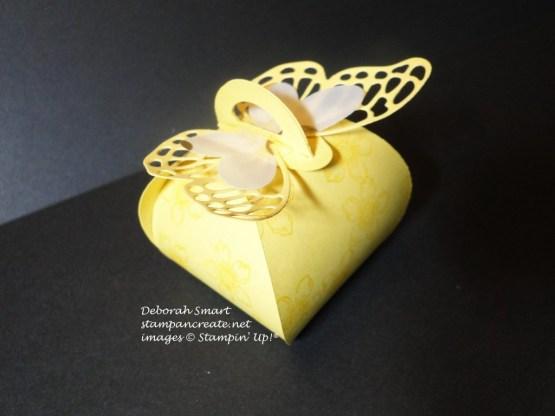 lynn's party - curvy keepsake box