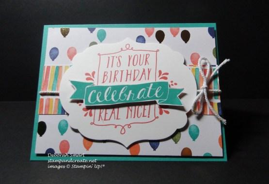 lynn's party -birthday bash