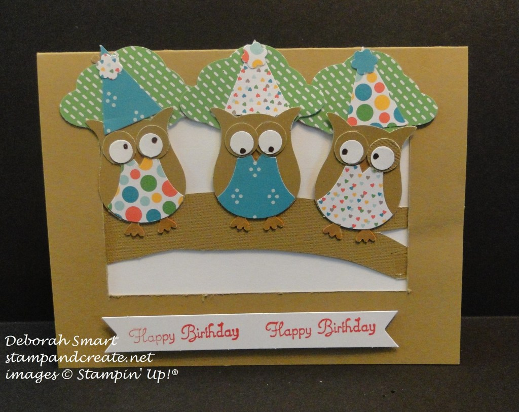 team mtg chantal's owl card