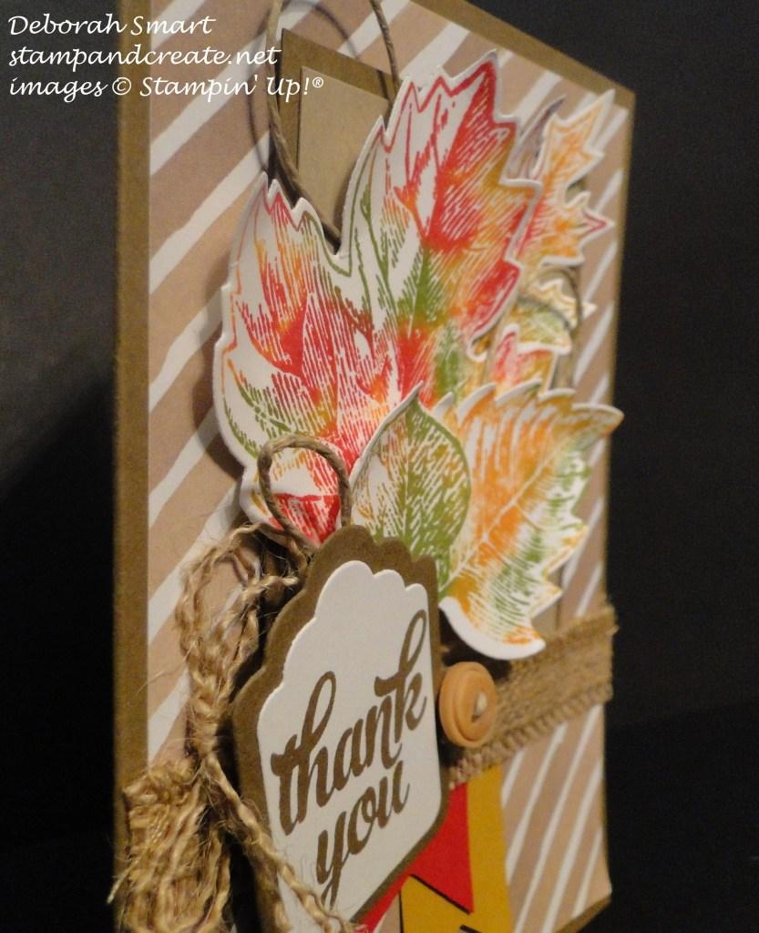 PCCCS155 Vintage leaves close up