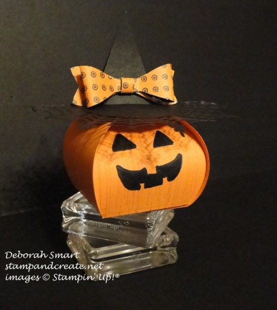 curvy keepsake pumpkin