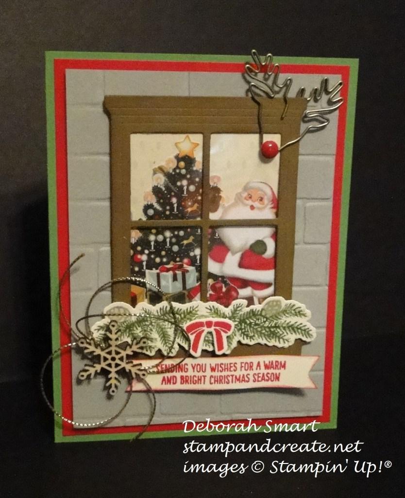 PCCCS165 Hearth & Home santa