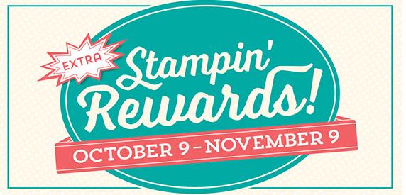 SU stampin rewards