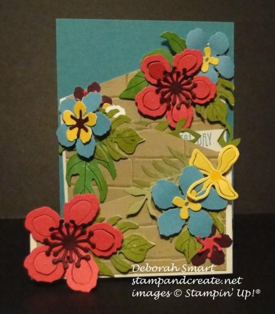 WWC52 botanical blooms z fold front