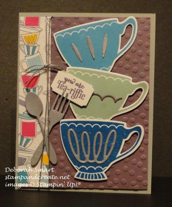 WWC55 A Nice Cuppa