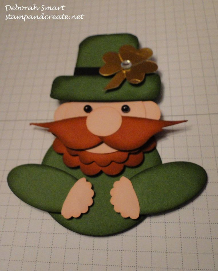 punch art leprechaun