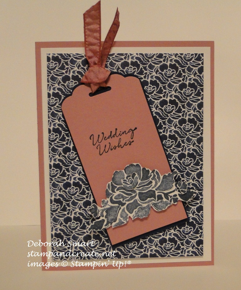 WWC74 floral phrases tag