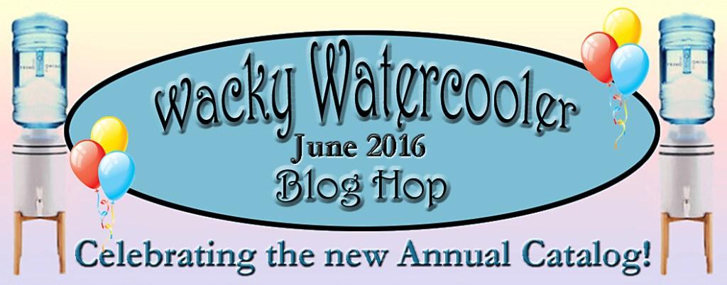 Wacky Watercooler 2016 June Banner