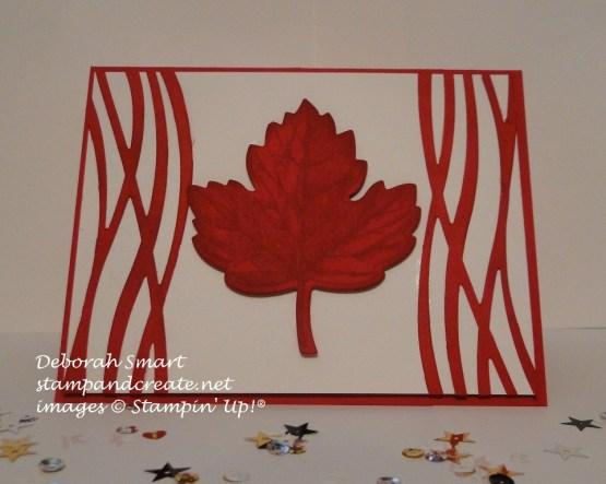 Canada day card