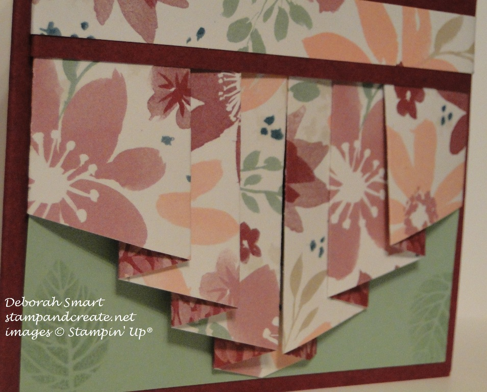pleat fold card for PCCCS