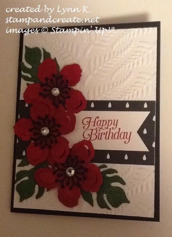 ICC Lynn's botanical card