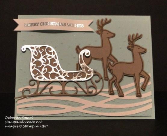 WWC89 santa's sleigh