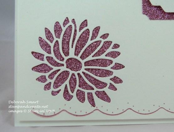 Close Up - Sweet Sugarplum Glimmer Paper