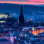 Sightseeing in Edinburgh, Scotland!