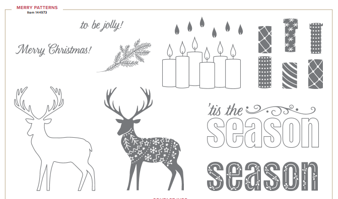 Let Me Introduce the New Holiday Catalogue