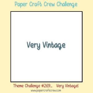 Very Vintage Challenge