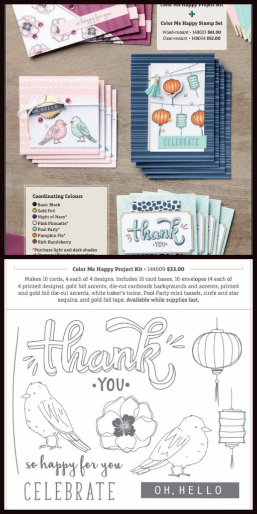 3 Ways for you to get the new Stampin' Blends