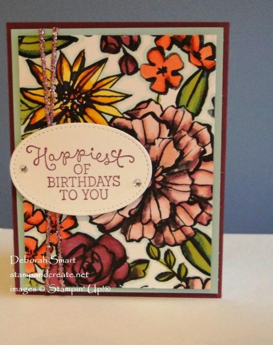 Petal Passion Designer Series Paper