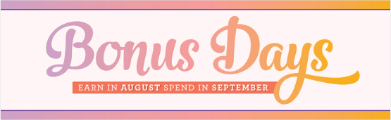 Get Your bonus Days Coupon Codes!