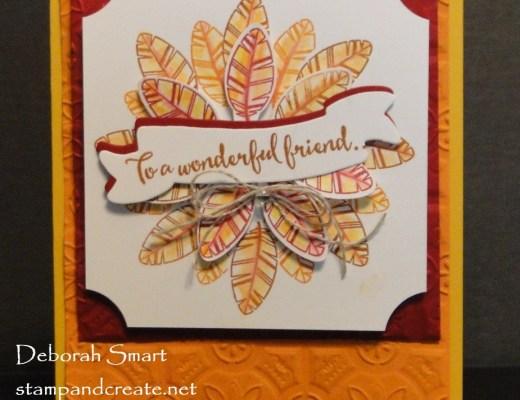 Fall Colour Wreath