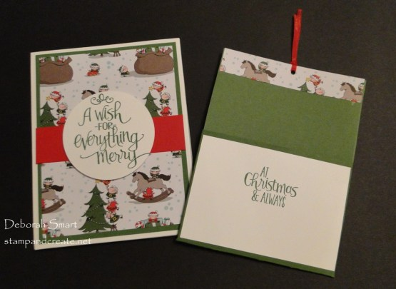 Full Sized Gift Card Holders
