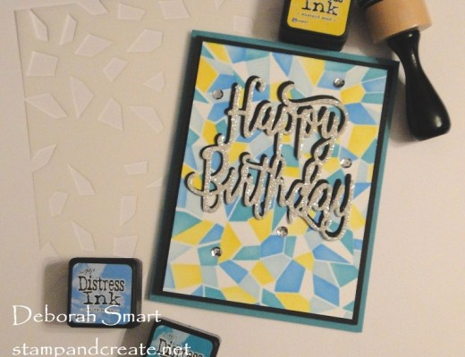 Faceted Turnabout Stencils