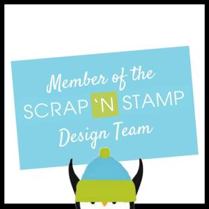 Scrap 'N Stamp Design Team Member