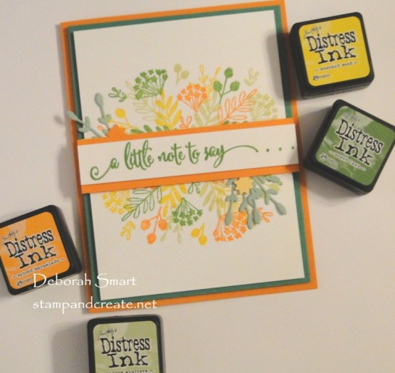 Everyday Bouquet Turnabout Stamp Set