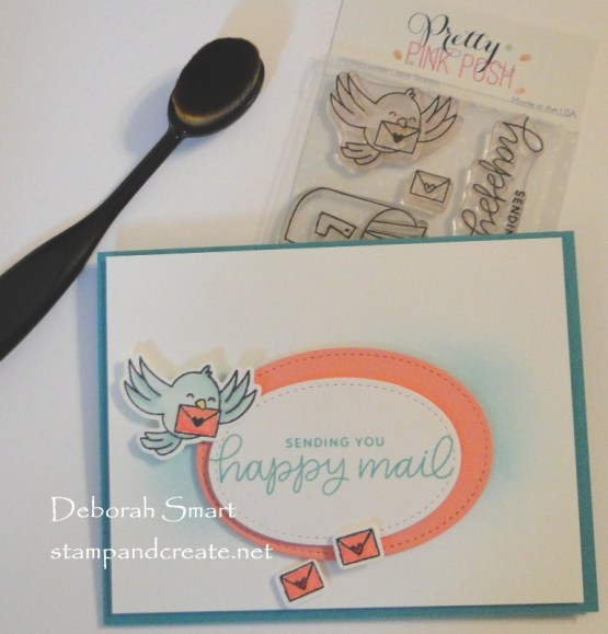 Happy Mail for a Sketch Challenge