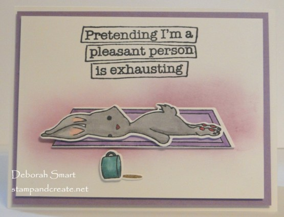 Being Pleasant Can Be Exhausting!